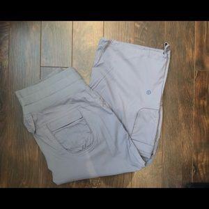 Lululemon cargo pants